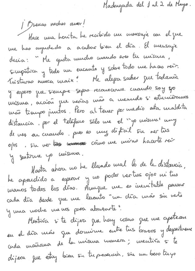 Carta de L. 1